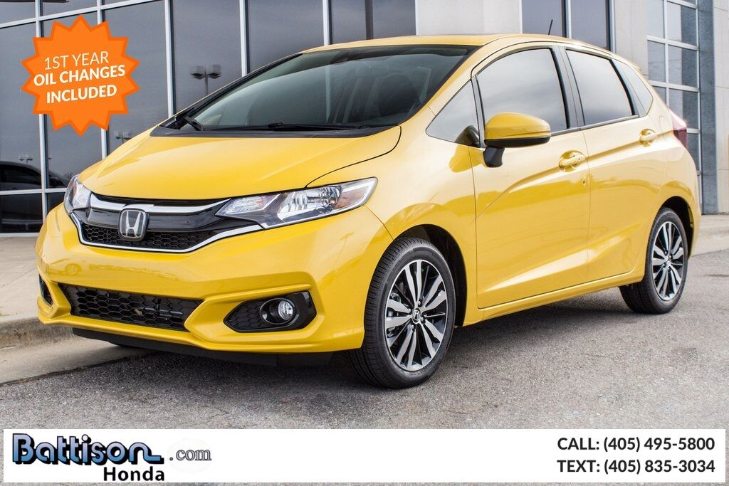 2019_Honda_Fit_EX_ Oklahoma City OK