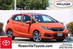 2019_Honda_Fit_EX_ Roseville CA