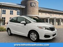 2019_Honda_Fit_LX_ Bluffton SC