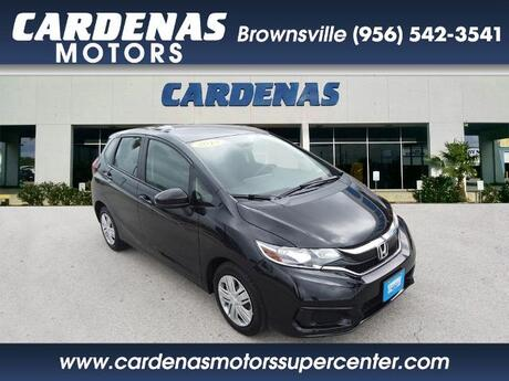 2019 Honda Fit LX Brownsville TX