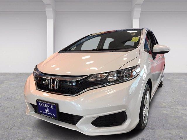 2019 Honda Fit LX CVT Dartmouth MA