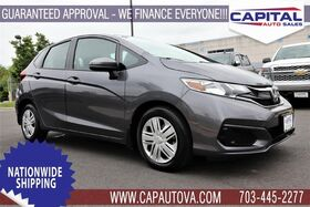 2019_Honda_Fit_LX_ Chantilly VA