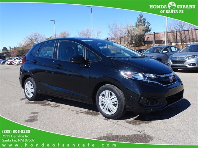 2019 Honda Fit LX Santa Fe NM