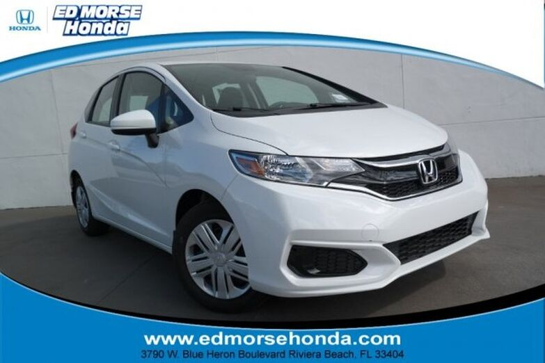 2019 Honda Fit LX Manual Riviera Beach FL