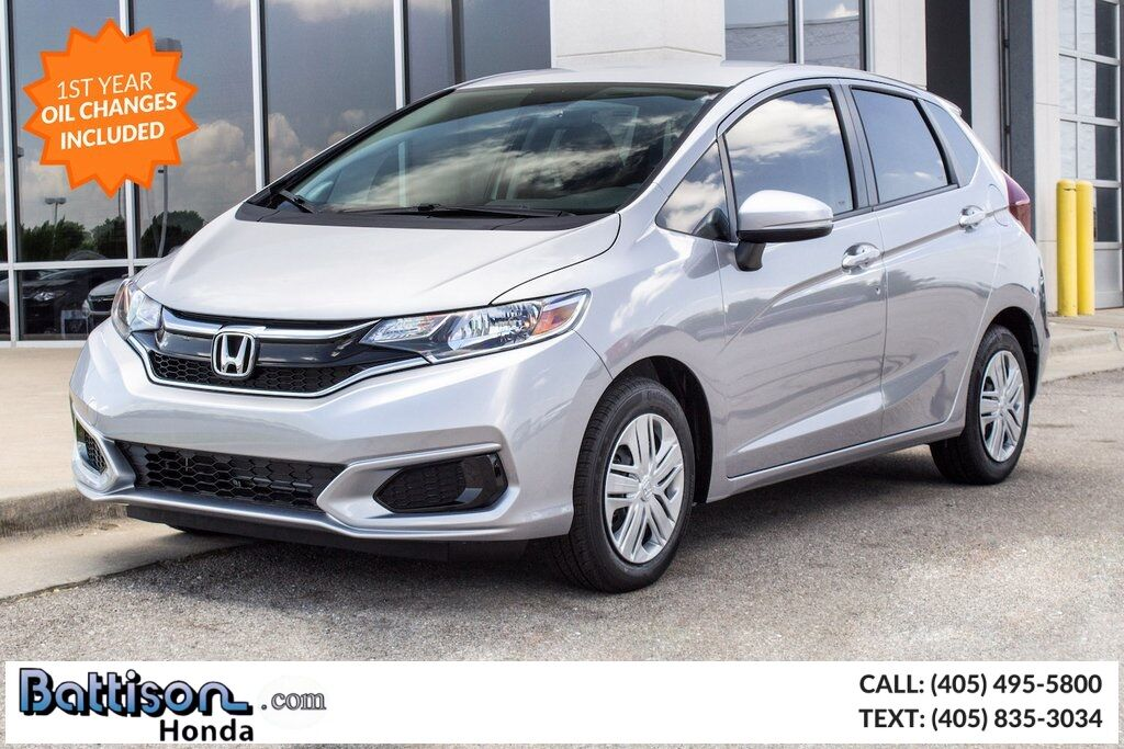 2019_Honda_Fit_LX_ Oklahoma City OK