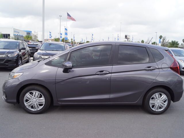 2019 Honda Fit LX Pharr TX