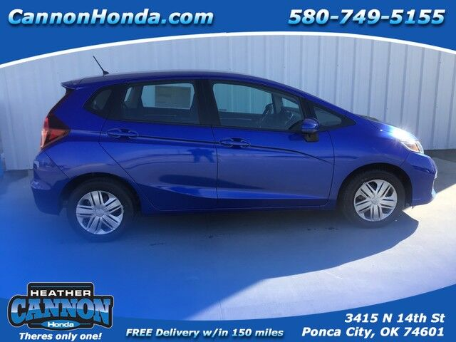 2019 Honda Fit LX Ponca City OK