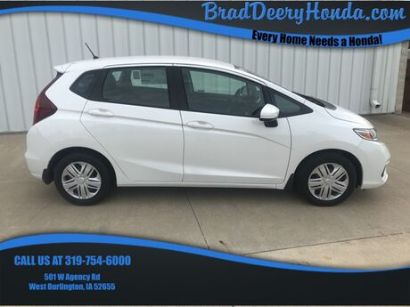 2019 Honda Fit LX West Burlington IA