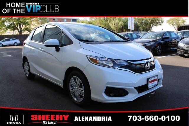 2019 Honda Fit LX 4D Hatchback