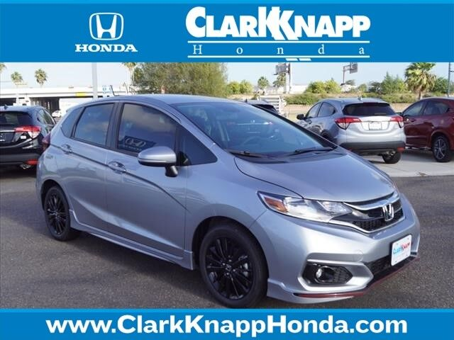 2019 Honda Fit Sport Pharr TX