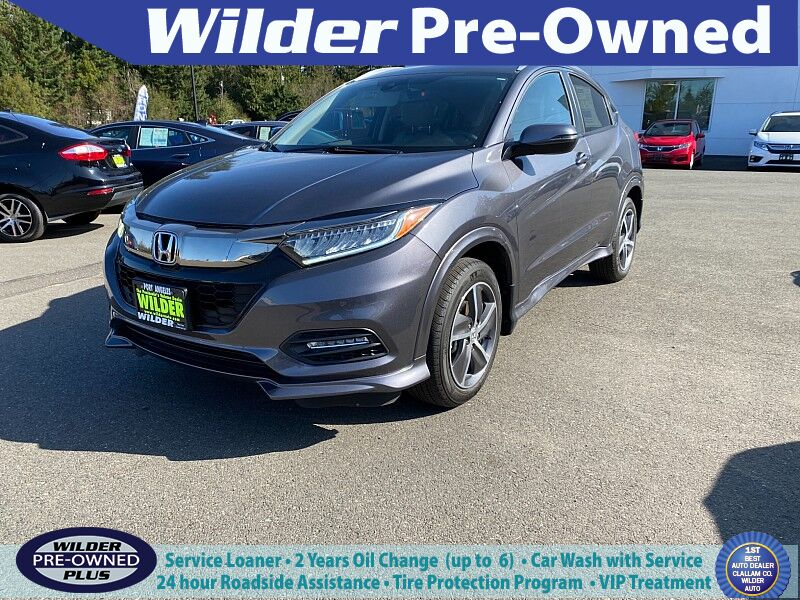 2019 Honda HR-V 4d SUV AWD Touring Port Angeles WA