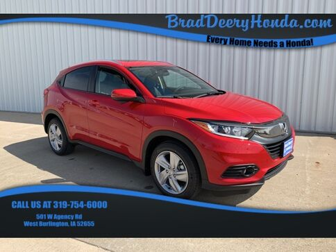 2019_Honda_HR-V_EX AWD_ West Burlington IA