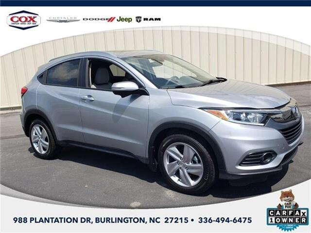 2019 Honda HR-V EX Front-wheel Drive Burlington NC