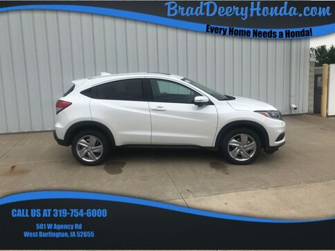 2019_Honda_HR-V_EX_ West Burlington IA