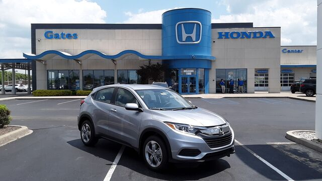 2019 Honda HR-V LX 2WD CVT Lexington KY