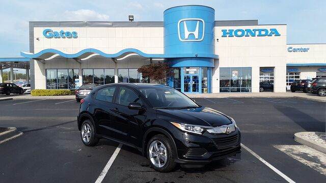 2019 Honda HR-V LX AWD CVT Lexington KY