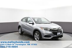 2019_Honda_HR-V_LX_ Farmington NM