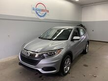 2019_Honda_HR-V_LX_ Holliston MA