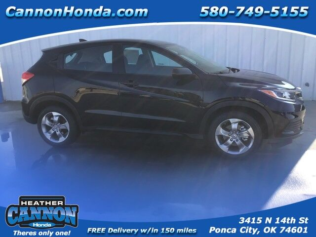 2019 Honda HR-V LX Ponca City OK