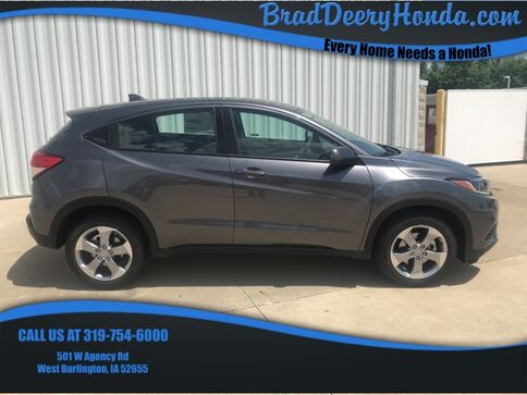 2019_Honda_HR-V_LX_ West Burlington IA