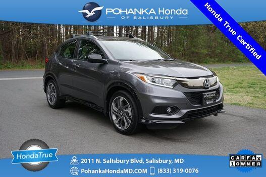 2019_Honda_HR-V_Sport AWD ** Honda True Certified 7 Year / 100,000  **_ Salisbury MD