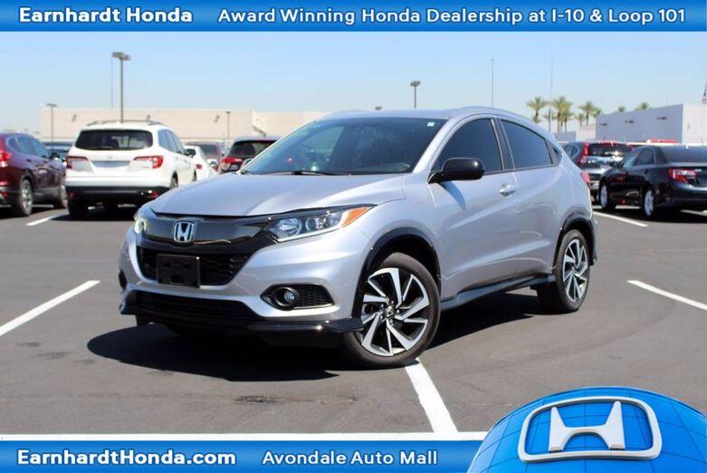 2019 Honda HR-V Sport Avondale AZ