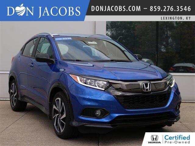 2019 Honda HR-V Sport Lexington KY