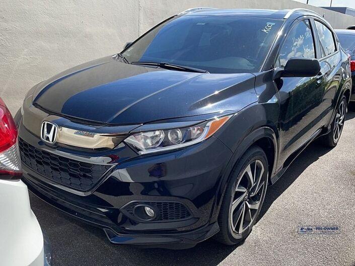 2019 Honda HR-V Sport San Juan PR