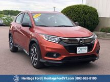 2019 Honda HR-V Sport South Burlington VT