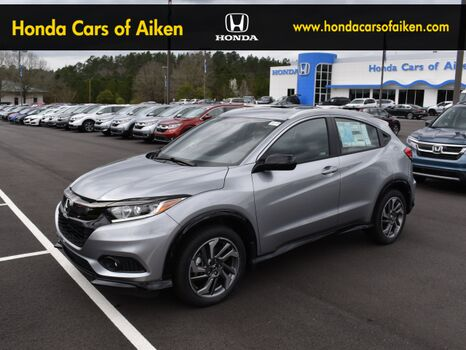 2019_Honda_HR-V_Sport_ Aiken SC