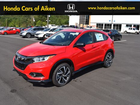 1 New Honda HR V Aiken South Carolina