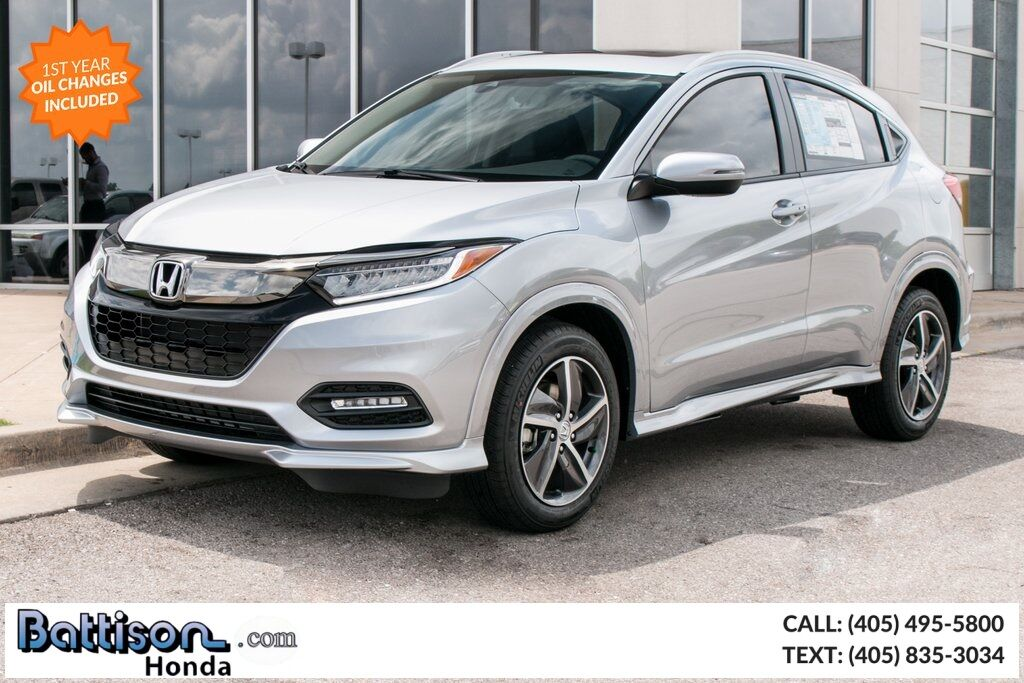 2019_Honda_HR-V_Touring_ Oklahoma City OK