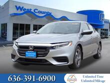 2019_Honda_Insight_EX_ Ellisville MO