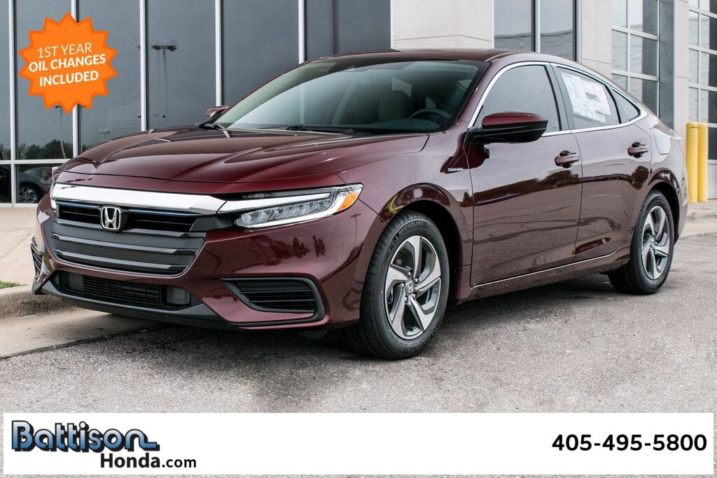 2019_Honda_Insight_EX_ Oklahoma City OK