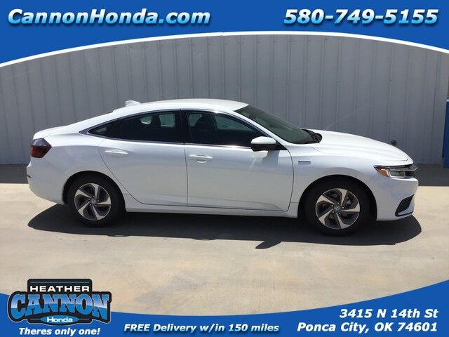 2019 Honda Insight EX Ponca City OK