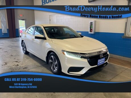 2019 Honda Insight EX West Burlington IA
