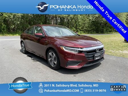 2019_Honda_Insight_LX ** HondaTrue Certified 7 Year / 100,000 **_ Salisbury MD