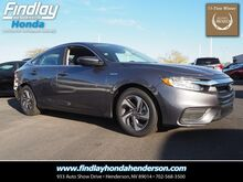 2019_Honda_Insight_LX_ Henderson NV