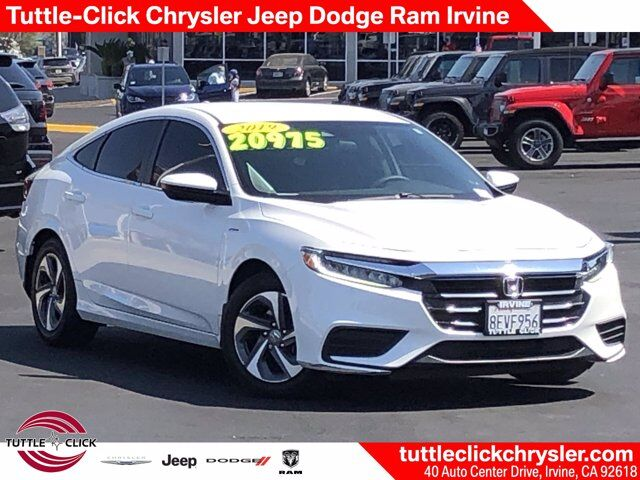 2019 Honda Insight LX Irvine CA