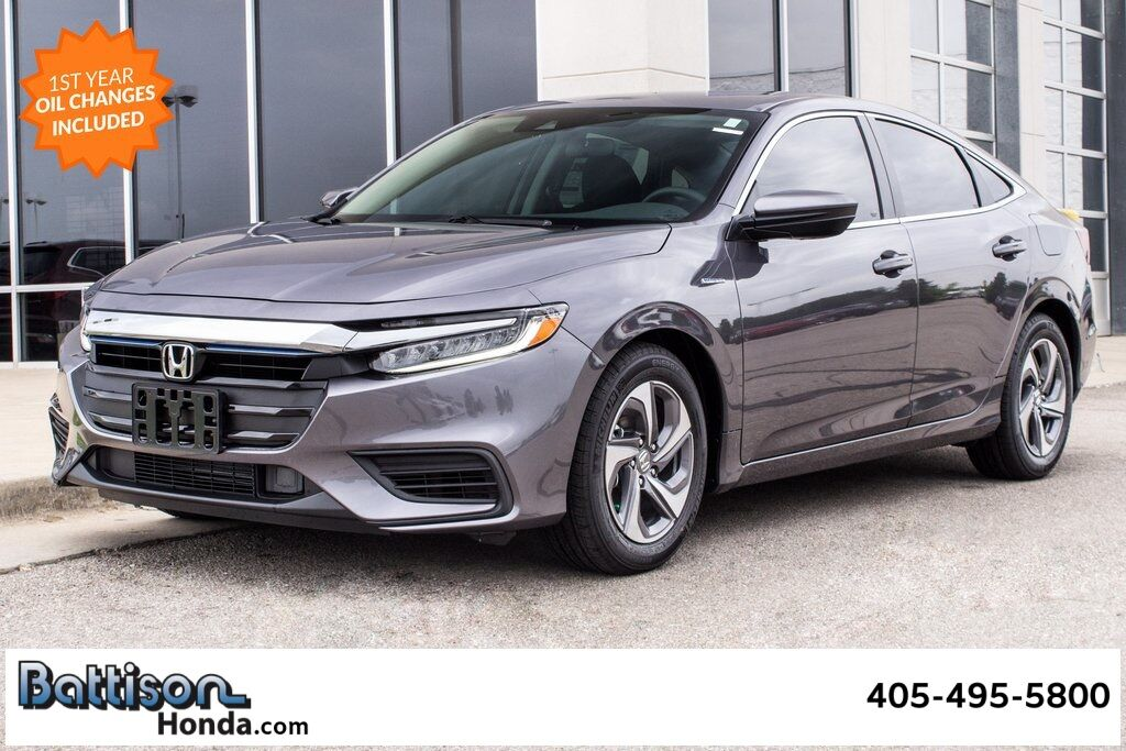 2019_Honda_Insight_LX_ Oklahoma City OK