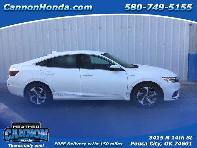 2019 Honda Insight LX Ponca City OK