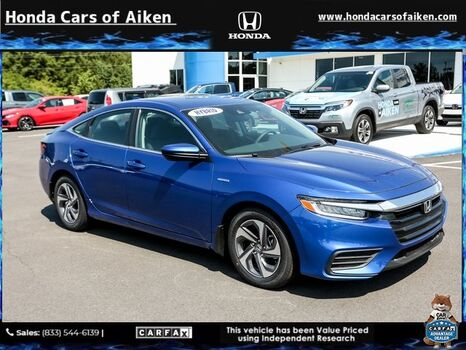 2019_Honda_Insight_LX_ Aiken SC