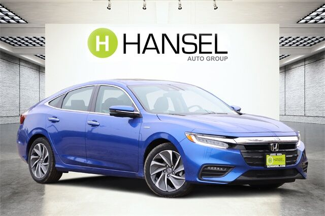 2019 Honda Insight Touring Santa Rosa CA