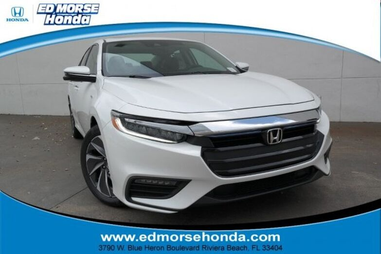 2019 Honda Insight Touring CVT Riviera Beach FL