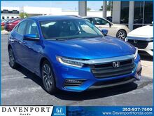 2019_Honda_Insight_Touring CVT_ Rocky Mount NC