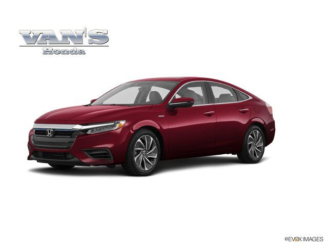 2019 Honda Insight Touring Green Bay Wi 26535856