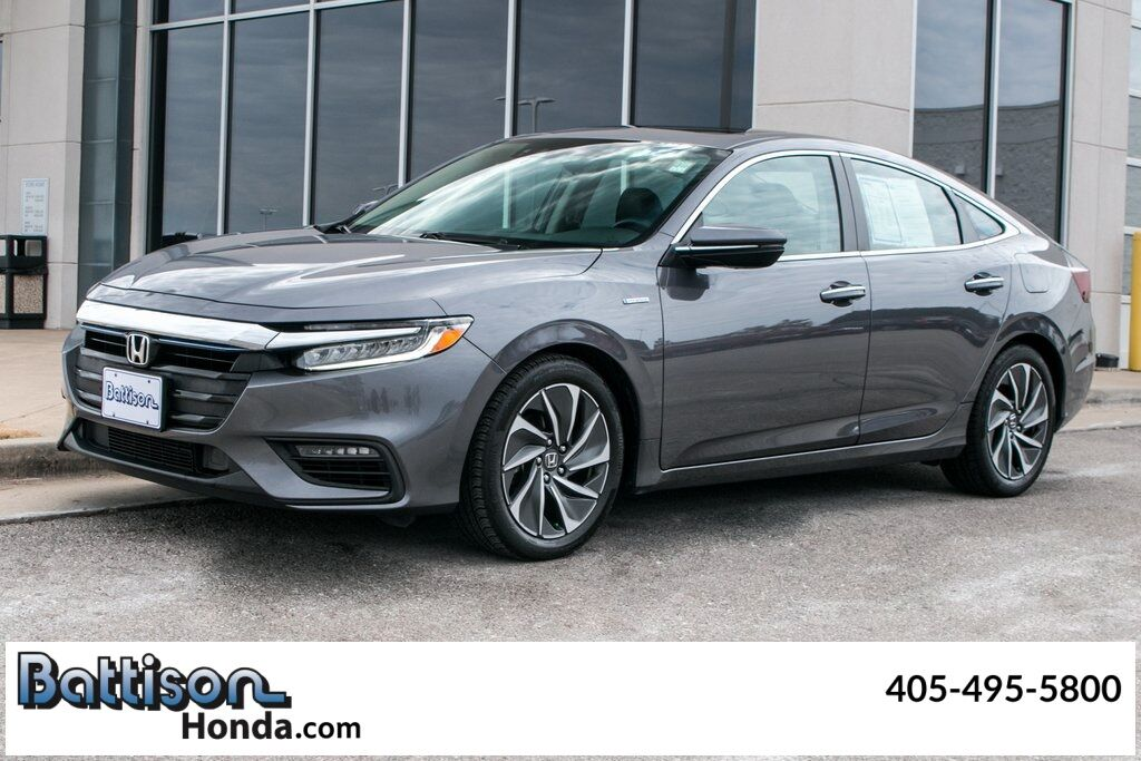 2019_Honda_Insight_Touring_ Oklahoma City OK