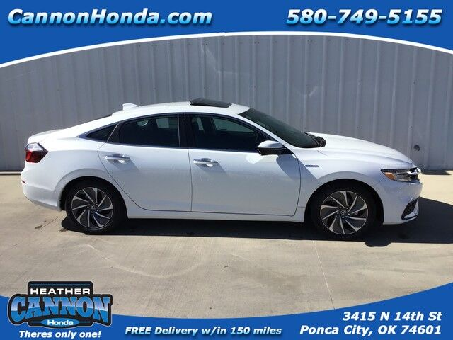 2019 Honda Insight Touring Ponca City OK
