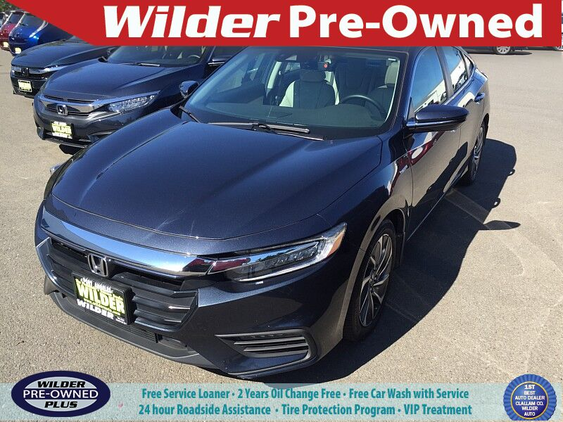 2019 Honda Insight Touring Port Angeles WA