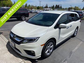 2019_Honda_Odyssey_EX_ Santa Rosa CA